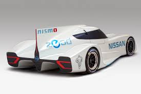 Nissan Readies ZEOD RC